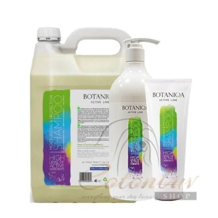 BOTANIQA ACTIVE LINE Moisturizing & Protection Shampoo
