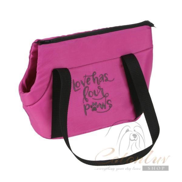 O´lala Pets Bag Economy 25 x 40 x 30 cm fuchsia